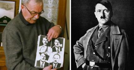 「我是希特勒孫子!」56歲法工人曝身世 公布照片揭爺爺風流情史