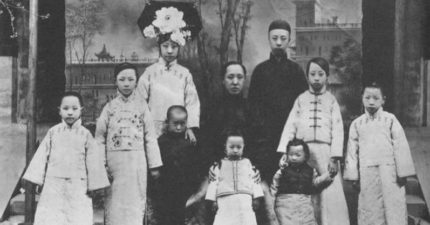 清朝覆滅格格去哪了?溥儀7位妹妹從天堂掉到地獄