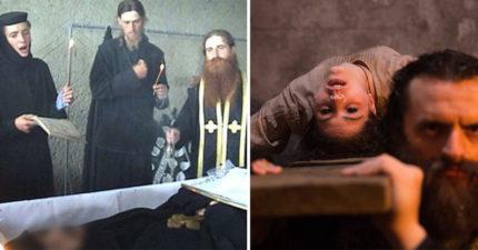 最詭異慘案!精神分裂修女「被惡靈附身」進行驅魔,結果下體噴出「上億屍蟲」被折磨慘死