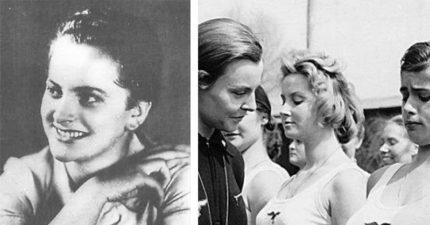 暴打女囚胸部!歷史上最冷血納粹女魔頭 長得比她正下場都很慘