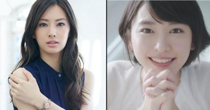 【TEEPR娛樂】盤點8位真材實料「素顏也超美的日本女星」打趴一堆網美!「國民老婆」新垣結衣其實還不是最美...(內附各女星素顏照)
