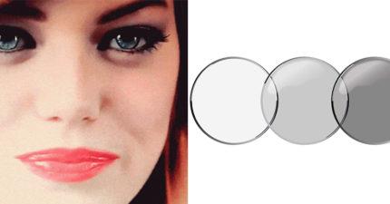 美國最新「自動變色隱形眼鏡」 變身吸血鬼不是夢♡
