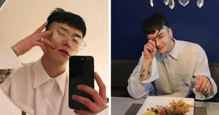 今夏髮型怎麼剪?「3分鐘時尚呆瓜頭」韓國歐巴帥氣上身