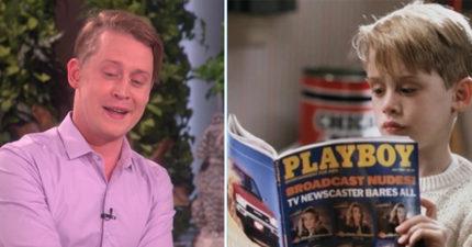 《小鬼》主角透幕後故事 麥考利克金:黃書都是黏起來的