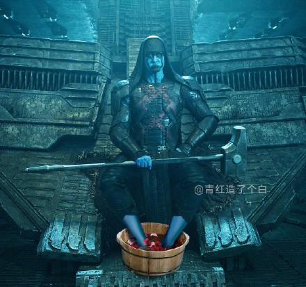 30張如果超級英雄出現在「中國街頭」的爆笑圖 洛基很適合幫人算命...