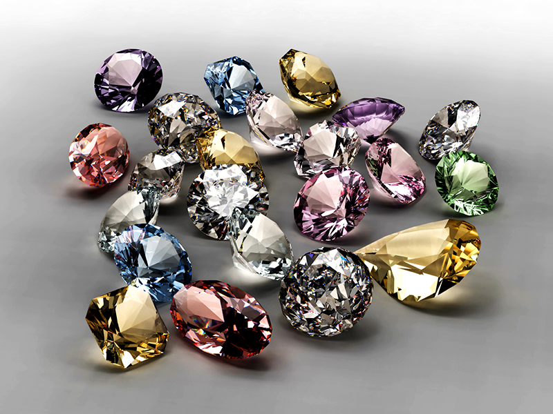 你還想花大錢買鑽石?家裡那台微波爐「找對素材」連續微波10周,成品讓你想要打給老闆辭職!