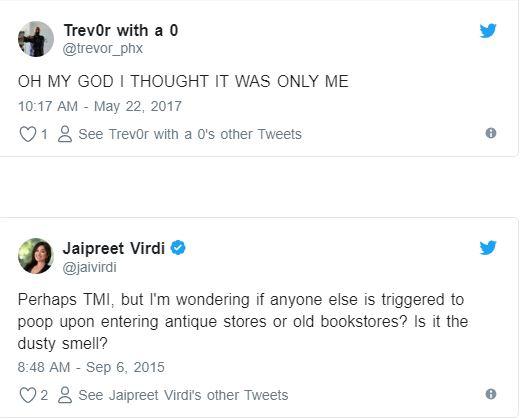 一踏進書店就「便意滿滿」?研究發現「進書店想大號」是正常現象,專家:姿勢是關鍵