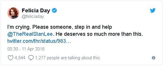 95歲「漫威之父」被爆遭親女兒「掐脖子虐待」,因為「他的家產」實在太狂了!網:他真的需要超級英雄幫他...