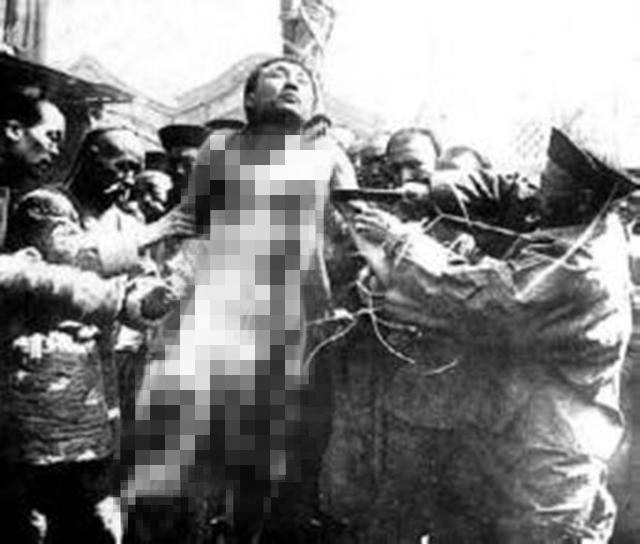 皇帝通常用酷刑「凌遲」對付哪些人?肉一塊一塊割下「再放置數小時」,但這些「人肉的下場」才是最恐怖的(慎入)