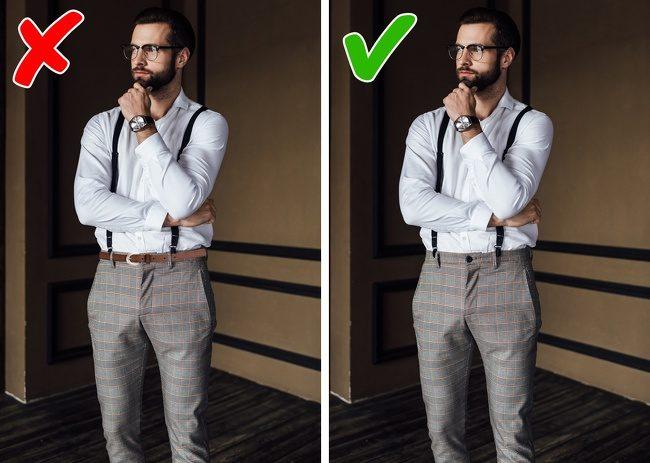 10種男性最常犯的「錯誤穿搭技巧」,襯衫不紮、袖子太長...改變小地方立馬讓你變型男!