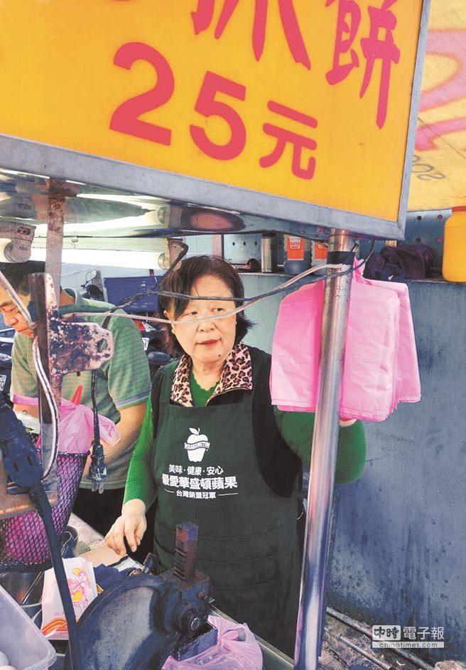 公館「賣蔥油餅20年的阿嬤」大有來頭!22年前台海危機靠她「吸收2中共高階軍官」成功化解!