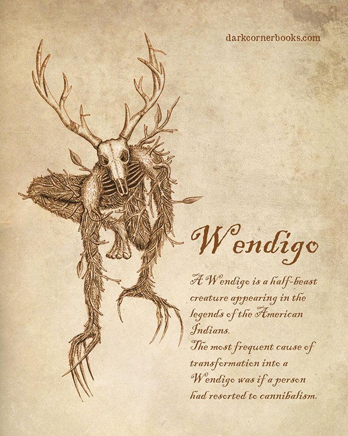 9個流傳了數千年的「最恐怖神話鬼怪生物」背後故事!祂白天是美女、到了晚上就會變成脖子不斷伸長的怪物...