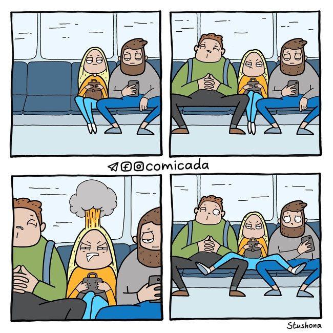 18張「女生偷偷在想但不想讓大家知道」的爆笑中肯插畫!妳是不是也想過這樣做?