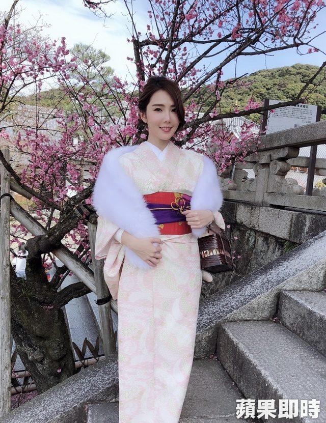 台灣「倒奶主播」穿上和服化身氣質櫻花妹,遇日男搭訕「一句流利日語擊退」嚇到對方吃手手!