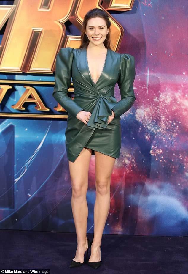 《復仇者聯盟3》放映會合影曝光!但網友:我只看到緋紅女巫的腿跟ㄋㄟㄋㄟ(18張)