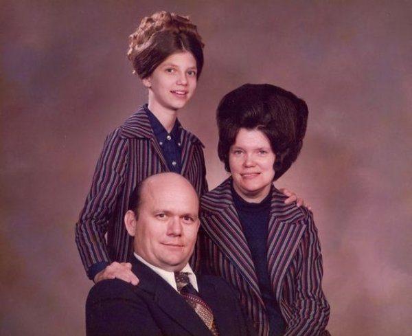 頭髮越高越接近上帝!21張讓妳慶幸自己活在現代的「60年代女生髮型驚奇照」