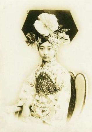 清朝「最美格格」神似周子瑜,晚年淒涼網感嘆:晚生100年就紅了!