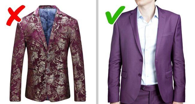 13種女生最受不了的「男生NG穿搭」 花色西裝外套會以為是窗簾