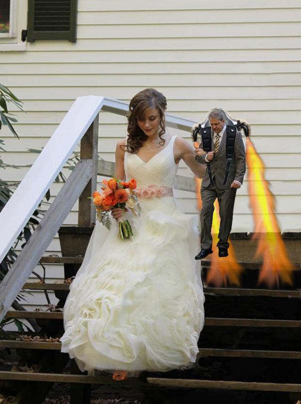 30張最狂結婚照「證明戰鬥民族真的已經超越人類了」