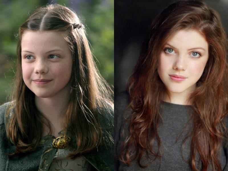 13年後《納尼亞傳奇》「四兄妹」演員現在怎麼樣了呢?「小公主」變身高學歷正妹、但「美少年二哥」竟然跑去從政了!