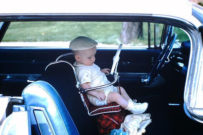 34張回顧爺爺奶奶年輕時「1950年代」復古尊貴美國彩色記錄照