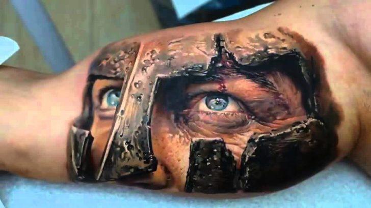 15個會讓你懷疑自己眼睛「把人類變成機器人」的最強刺青