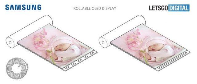 三星將推出革命性「唇膏手機」!超猛專利設計圖流出「可以捲的螢幕」會讓蘋果迷都變心!