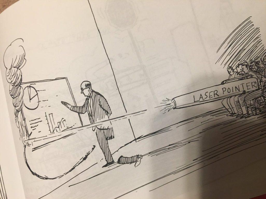 日網友瘋傳「殺死老闆的101種方法」,「超獵奇黑色幽默腦洞繪本」社畜快來進補一下!(15張)