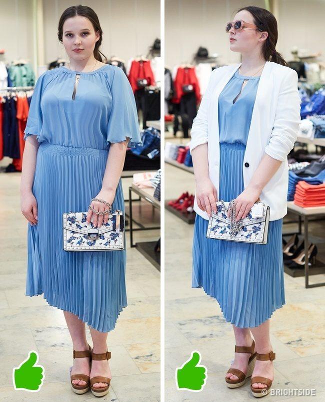 9個女生必學「時尚顯瘦穿搭技巧」 寬鬆衣服絕對NG!