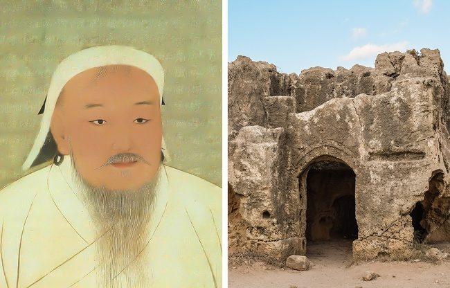 9個「考古學家至今都破解不了」的神秘歷史遺跡 墨西哥紅皇后的墓!