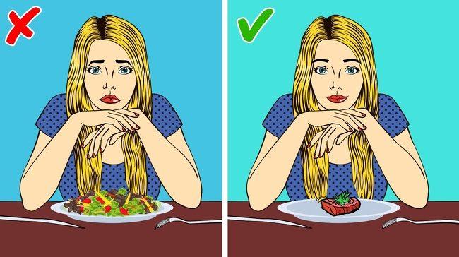 12項「晚上做比白天做更棒」的日常事情 晚餐別吃青菜要吃肉!