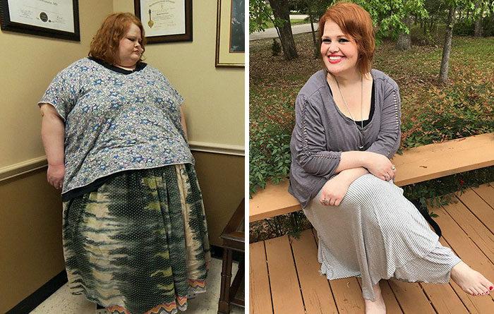 25張「甩掉半個自己」超極端減肥成功圖 證明胖子都是潛力股!