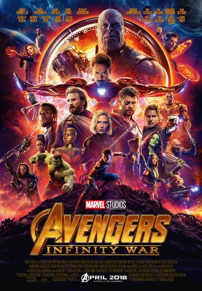 粉絲自製《復仇者3》海報吊打官方版!「鋼鐵人外掛版」網嗨了