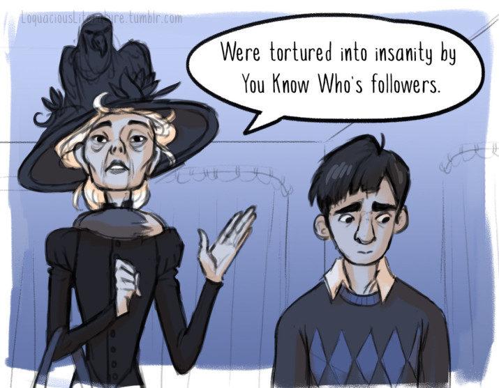 太催淚!她把《哈利波特》變成漫畫 畫出影迷從電影看不到的故事