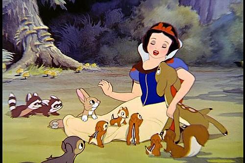 【TEEPR娛樂】9部「動物智商都飆破200」的迪士尼動畫,那些鳥為何一聽到唱歌就會飛來啊!