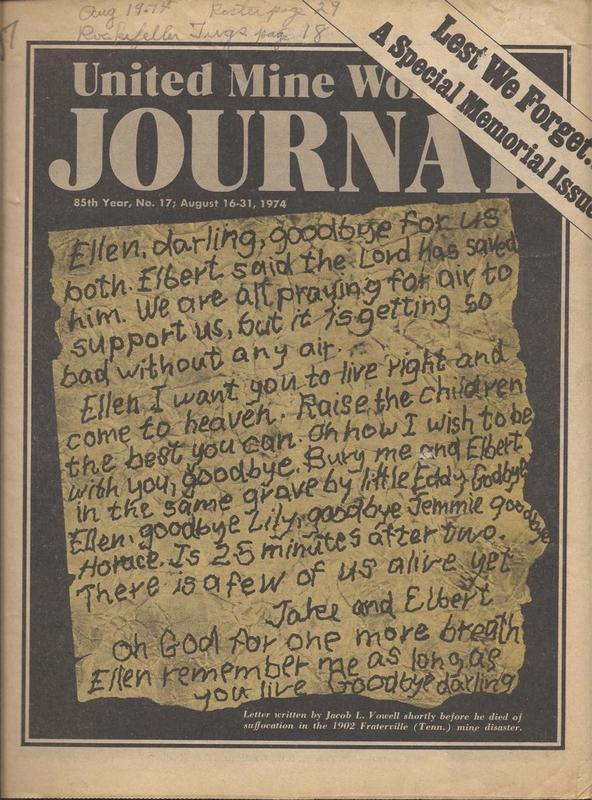 礦災窒息前留下的最後一封信!12張「讓你再也不相信幸福」的可怕黑暗照片
