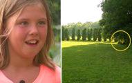 9歲女突感「強烈直覺」要她出門 一到後院就聽到嗚嗚聲