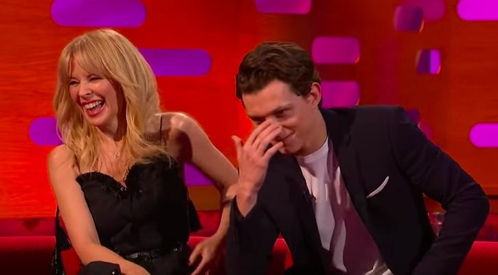 蜘蛛人湯姆霍蘭德分享「巧遇天后瑪丹娜經驗」,「慘遭朋友設計」他尷尬:我只有2個選擇