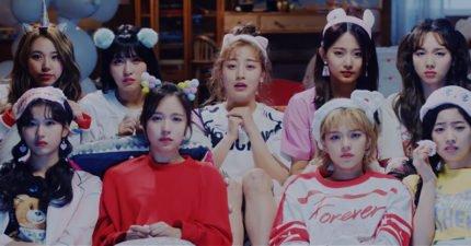【TEEPR娛樂】TWICE新歌MV「重現8部電影經典場景」,子瑜變身「天使茱麗葉」根本想逼死原版電影啊!