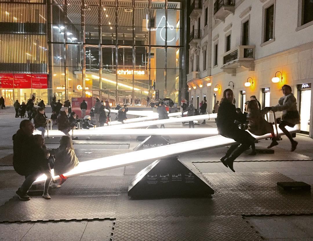 20個台灣應該馬上跟進的「最棒城市設計」 瀑布鞦韆太酷!