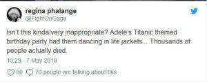 愛戴兒生日辦鐵達尼號趴!穿救生衣開心跳舞 但網友發現了「很有病」的真相