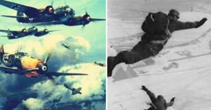 傘兵打成篩子都沒差卻「不能射死跳傘飛行員」?背後原因超有騎士精神