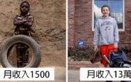 你還再買PS4?這些非洲孩子沒有玩具 最奢華的禮物是「舊輪胎」