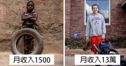 你還在買PS4?這些非洲孩子沒有玩具 最奢華的禮物是「舊輪胎」