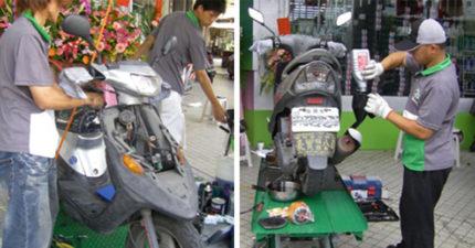 10年老師傅修機車收200元被嗆 含淚爆哭:我的經驗台灣人看不起