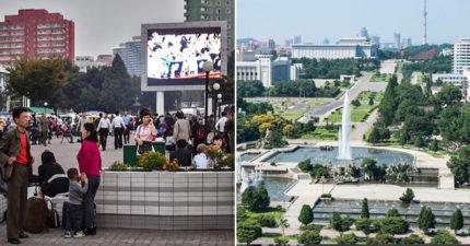 首位允許進入平壤拍攝的外國攝影師 揭密「北韓不想讓外界知道」的真實樣貌!