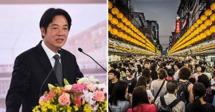 台灣是亞洲最幸福!賴清德「異次元」談話:平均薪59852而且我們很滿足