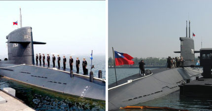 台灣國產潛艇出產 美國巧妙派200設計師協助「隔空對戰中國」