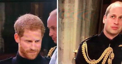 世紀婚禮太緊張!口語專家看出哈利王子唇語「說髒話」