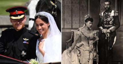 125年來首位破規則「蓄鬍結婚」的王子 原來是因為他是軍人